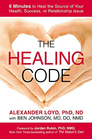 healing code book cover
